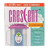 GosFrid New Crescent Vaporizer Mini Facial And Nose Steamer Vaporiser (color may very) - 1pc