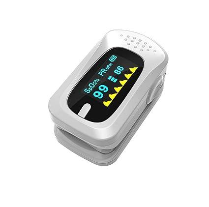ANNA&JOE pulso Home medir metro instrumento portátil clip de dedo de la presión arterial tipo se refiere a pulso detector ...