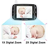 HelloBaby HB32 Baby Monitor Parent Unit (HB32RX)