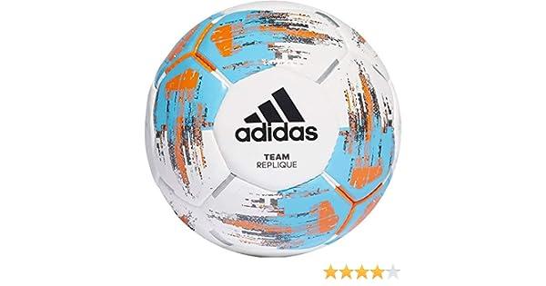 adidas Team Replique Balón, Hombre: Amazon.es: Deportes y aire libre