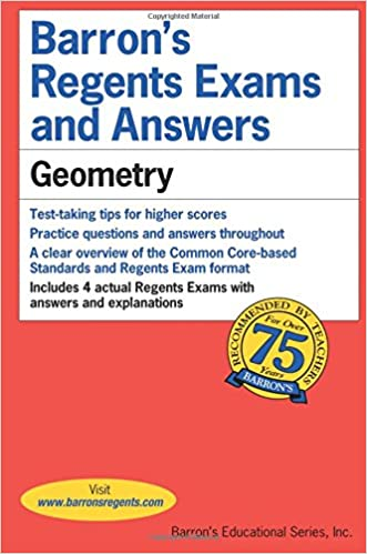 Amazon regents exams and answers geometry barrons regents regents exams and answers geometry barrons regents exams and answers fandeluxe Choice Image