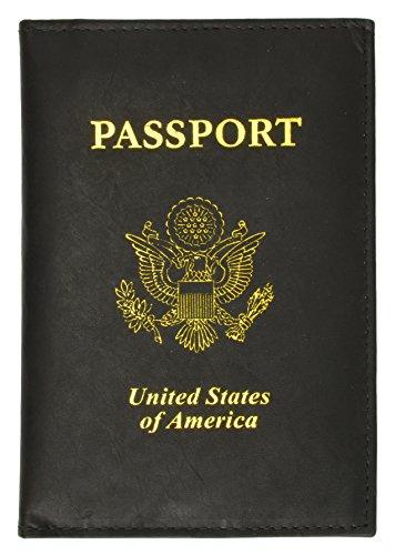 United-States-Passport-Holder-Golden-Print-Emblem-Genuine-Leather