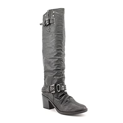09945015e9f78 Style & Co. Women's Amuse Knee High Boots in Black Size 6.5