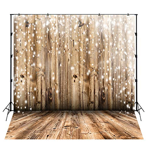 8x8ft Vinyl Photography Background Large Backdrop for Prom Pictures Wood wall Sence Photo Studio Props FT-2661 -