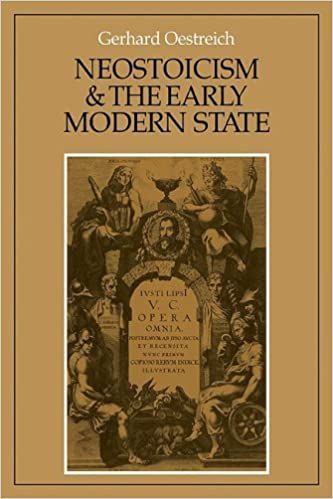 Book Neostoicism & Early Modern State (Cambridge Studies in Early Modern History) by Gerhard Oestreich (2008-10-13)