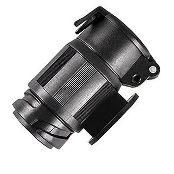 Adapter Stecker 13- auf 7-polig PKW Anhängerkupplung Zubehör Kabel ...