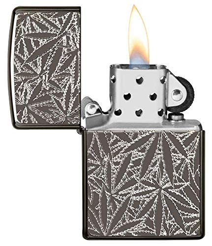 Zippo Flower Lighters