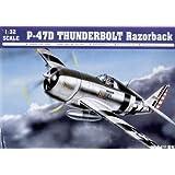Trumpeter P-47D Razorback Fighter 1/32, Model Kit