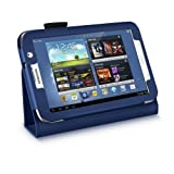 Minisuit Classic Case with Handstrap for Samsung Galaxy Note 8.0 N5100 (Navy Blue)