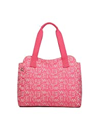 Ladies nylon bag/Middle aged Mummy bag/Mother bags/Shopping bag/Canvas bag-F