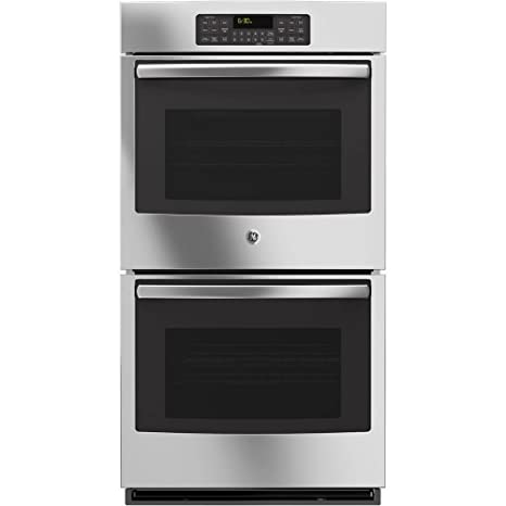 amazon com ge jk3500sfss 27 stainless steel electric double wall rh amazon com ge truetemp oven owner's manual ge true temp oven user manual