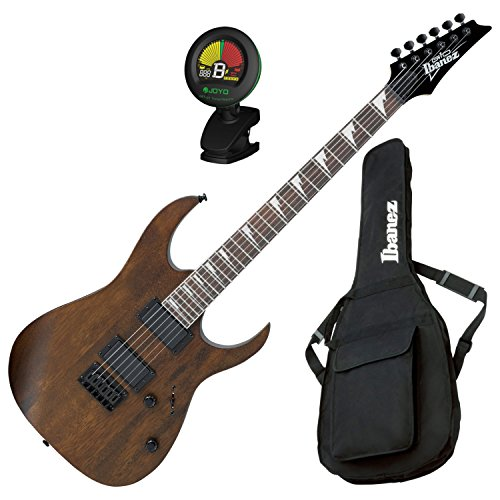 Ibanez GRG121DXWNF Electric Guitar Walnut Flat w/ Gig, used for sale  Delivered anywhere in USA