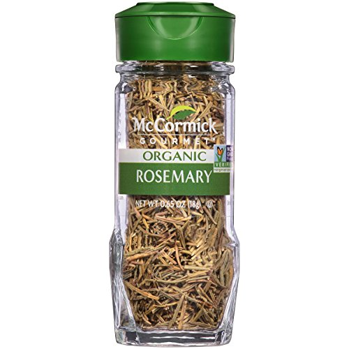 McCormick Gourmet Organic Rosemary Leaves, 0.65 oz