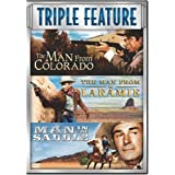 Triple Feature: Man from Colorado / Man from Laramie / Man in the Saddle