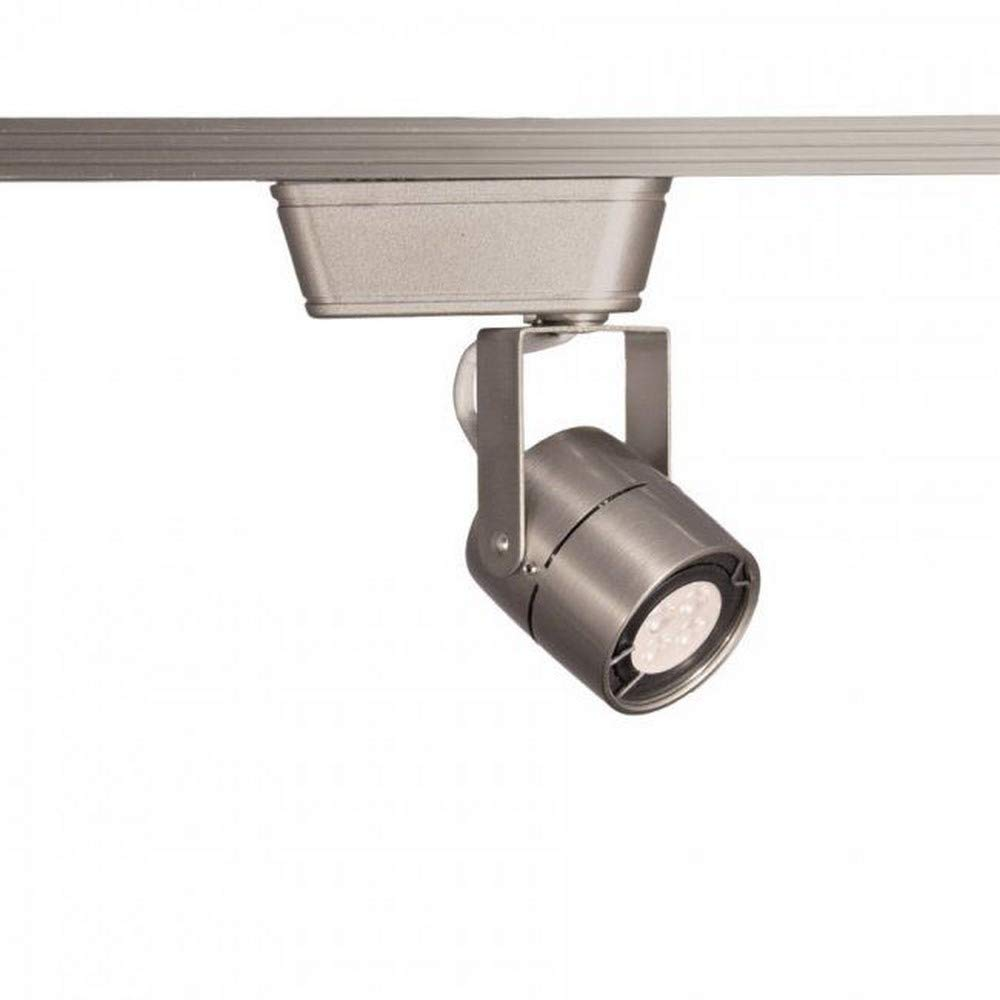 WAC Lighting JHT-809LED-BN One Light Low Voltage Track Head, Track Options: J Series Track, Choose Lamping Option: LED