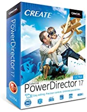 Save on CyberLink PowerDirector 17 Ultra and more