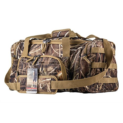 Extreme Pak JX Swamper Large Camo Cooler Bag (19''- LG) by Maxam