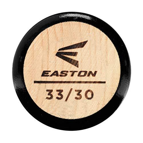 Easton Pro 271 Ash Wood Baseball Bat Medium Barrel//Handle Handcrafted in USA Pro Grade Ash Longer Taper Balanced Larger Knob 2020