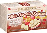 Bigelow White Chocolate ObsessionTea, 1.6-Ounce Boxes (Pack of 6)