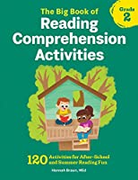 The Big Book of Reading Comprehension Activities, Grade 2