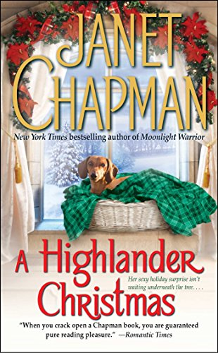 book cover of A Highlander Christmas