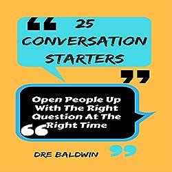 25 Conversation Starters