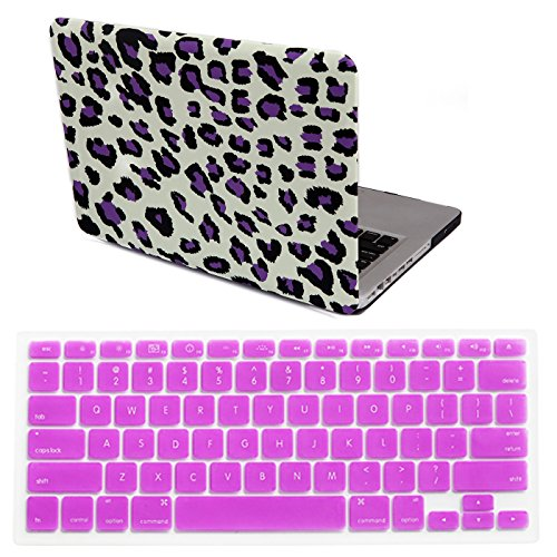 HDE MacBook Leopard Plastic Keyboard