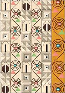 Klimt Lined Magnetic Journal