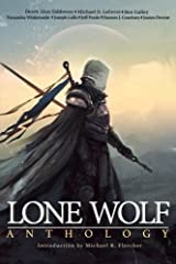 Lone Wolf Anthology: A collection of outcasts and outsiders Paperback