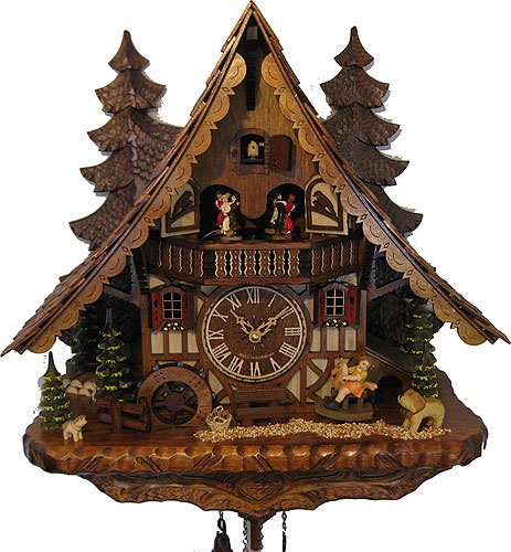 Cuckoo Clock Quartz Movement