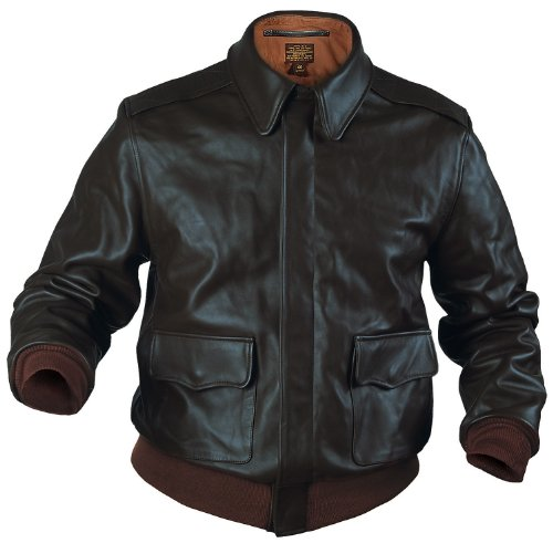 Cotton a2 Flight Jacket - 6
