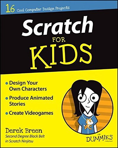 Scratch For Kids For Dummies by For Dummies