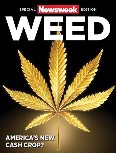 - Newsweek: Weed 2017 (Gold Leaf) Magazine