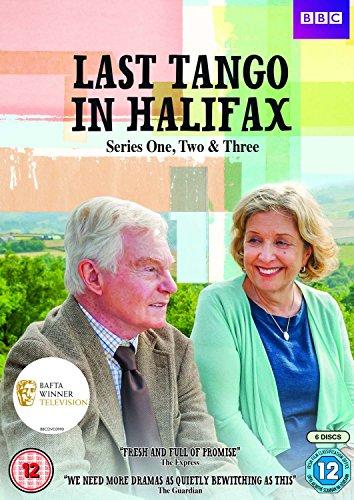 (Last Tango in Halifax (Series 1, 2 & 3) - 6-DVD Box Set ( Last Tango in Halifax - Series One, Two and Three ) [ NON-USA FORMAT, PAL, Reg.2.4 Import - United Kingdom ])