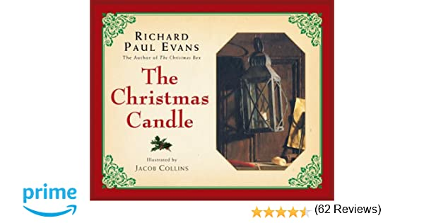 The Christmas Candle: Richard Paul Evans, Jacob Collins ...