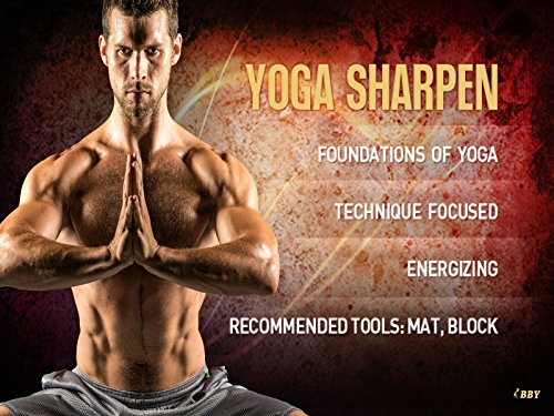 Yoga Sharpen (Friends With Benefits With Your Best Friend)