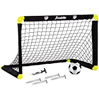Franklin Sports MLS Mini Soccer Goal - 36 x 24 Inch -...