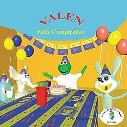 Amazon.com: Valens Feliz Cumpleaños (Spanish Edition) eBook ...