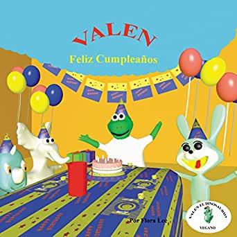 Amazon.com: Valens Feliz Cumpleaños (Spanish Edition) eBook ...