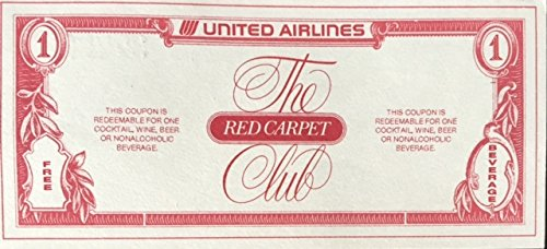 united airlines drink - 1