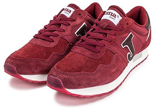 Zapatillas joma Hombre c.367s mainapps rojo