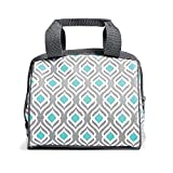 Fit & Fresh 902FFST525 Charlotte Insulated Lunch Bag for Women, 9