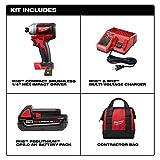 Milwaukee 2850-21P SB M18 Compact Brushless