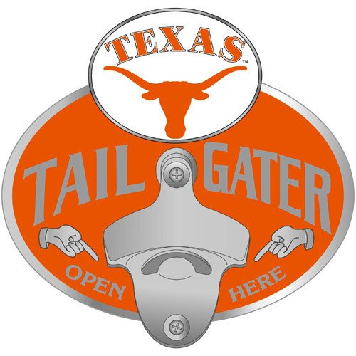 NCAA Texas Longhorns Tailgater Hitch Cover Texas Longhorns Ncaa Hitch Cover