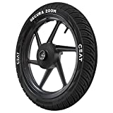 Ceat Secura Zoom  2.75 - 17 41P Tube-Type Bike Tyre, Front (Home Delivery)