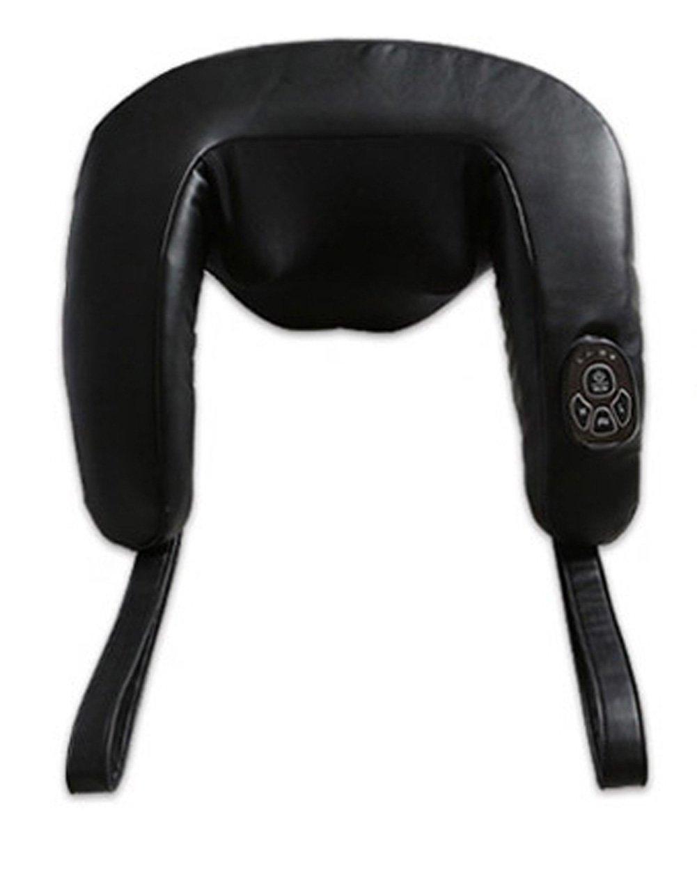 [ジェスパ] ZESPA ZP7073 パワームービング 首肩マッサージャー マッサージ機 有線 つかみもみ ネック リラックス 肩もみ 首もみ コリ 肩 もみたいむ 腰 ふくらはぎ 肩 太もも 100-240V 海外直送品 (Neck Shoulder Back Feet Leg Shiatsu Electric Roll Massager Deep Kneading for Home Office Car Home Healthcare) B079X3SFZB