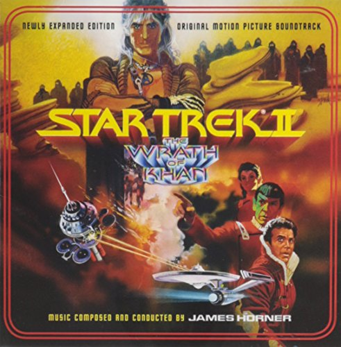 Star Trek II: The Wrath of Khan (Newly Expanded Edition) - Expanded Edition Cd