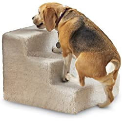 Home-X Doggy Steps, Pet Stairs