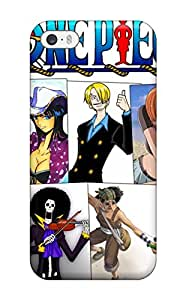 Fashionable Style Case Cover Skin For Iphone 5/5s- One Pieces