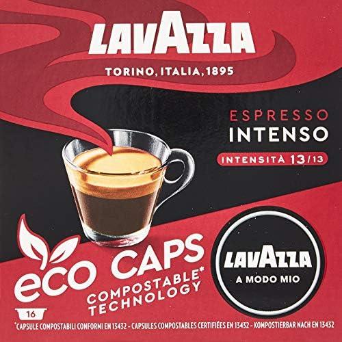 Lavazza A Modo Mio Eco Caps Coffee Pods - Buy Online in ...
